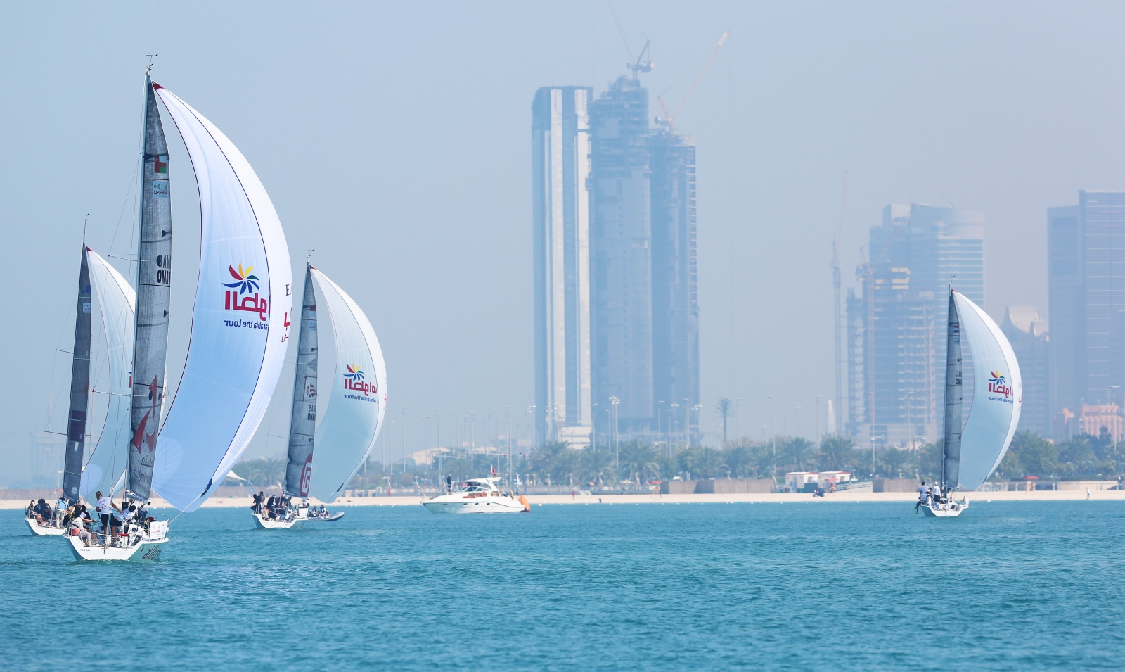 Sailing Arabia - The Tour (Abu Dhabi)