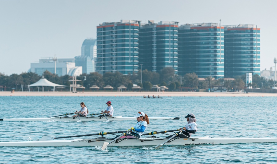 UAE Rowing championship