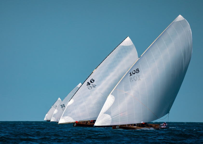 DAS Dhow Sailing Race 43FT