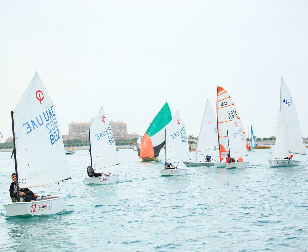 National Sports Day Sailing Race 22FT