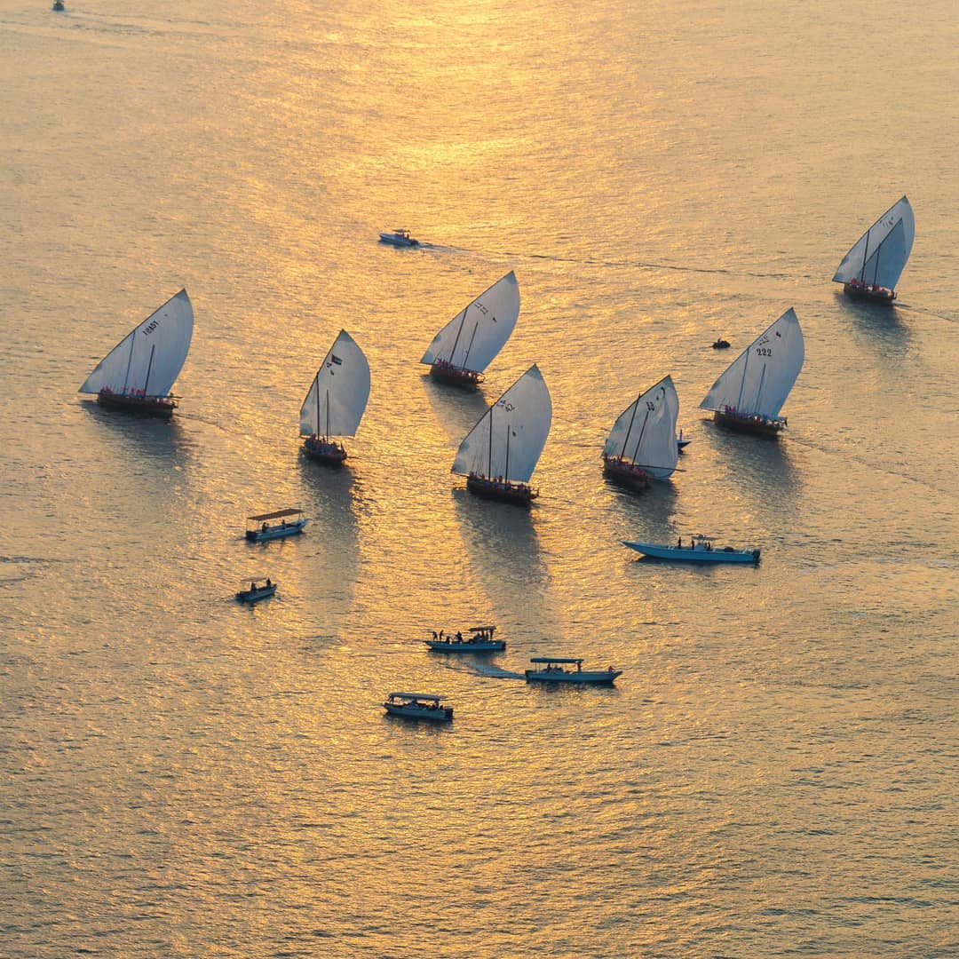 60Feet Dhow Sailing Boats